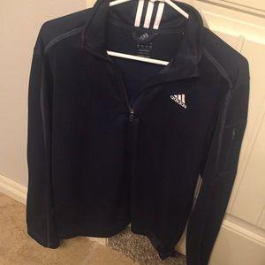 Adidas pullover. Navy blue